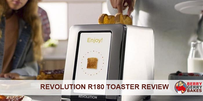 Revolution R180 Toaster Review