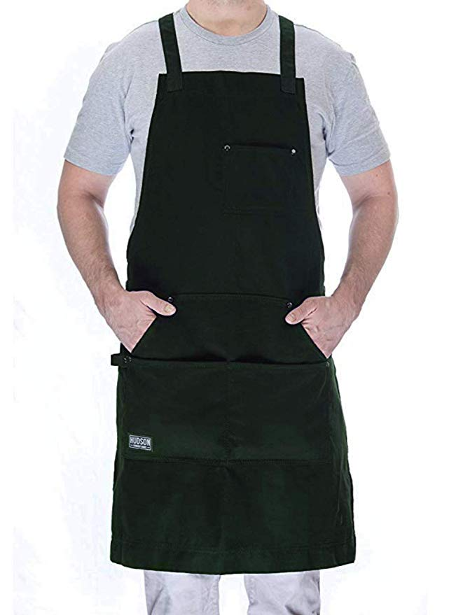 Hedley and Bennett American-Made Apron; Georgia