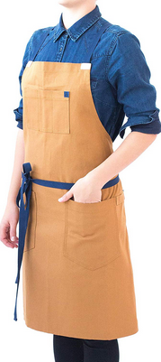 Hedley and Bennett Apron; Roma Tomato