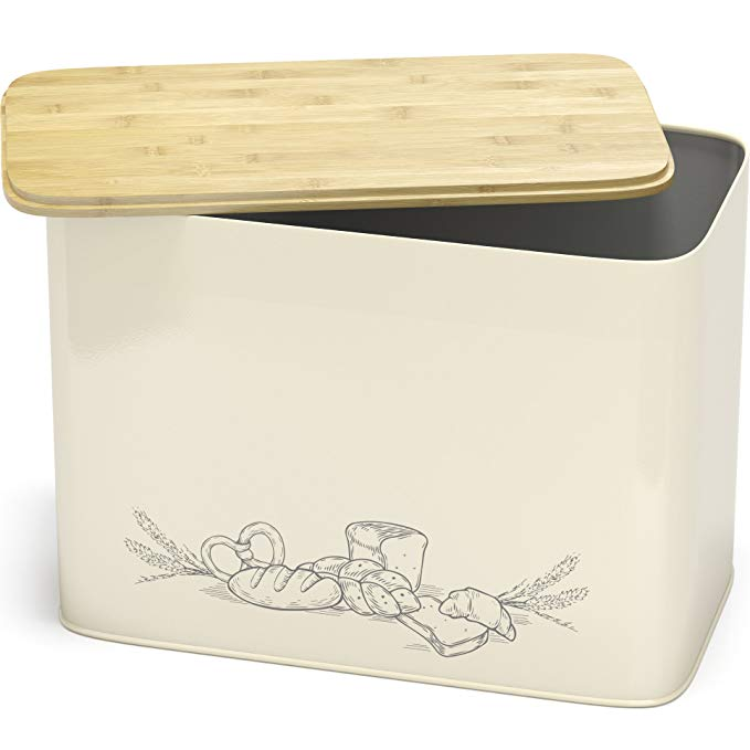 The Cooler Kitchen Bread Box