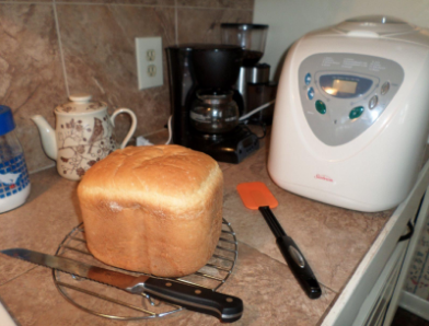 Sunbeam 5891 2-Pound Bread Machine
