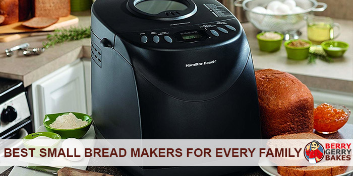 These Small Bread Makers Are Perfect for Every Family