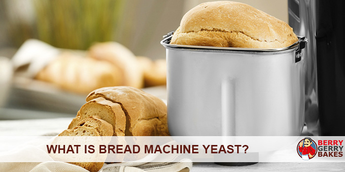 What is Bread Machine Yeast?