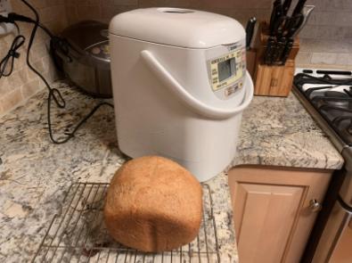Zojirushi BB-HAC10 Mini Breadmaker