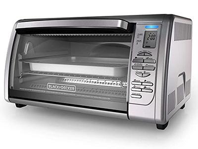 Black+Decker CTO6335S Digital Convection Toaster Oven