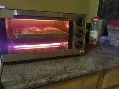 Hamilton Beach 31401 4-Slice Toaster Oven