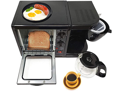 LavoHome 3-in-1 Breakfast Maker Station