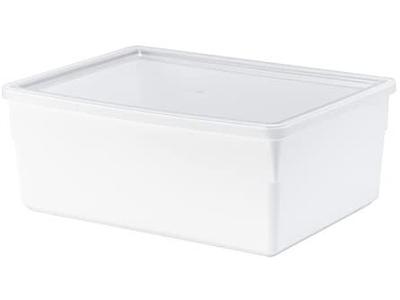 TILLSLUTA Dry Food Jar with Lid