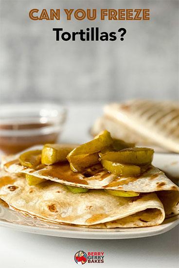 Can You Freeze Tortillas? 2