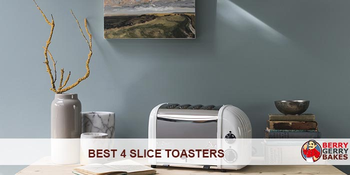 Here Are the Best 4 Slice Toasters You Can Buy 1