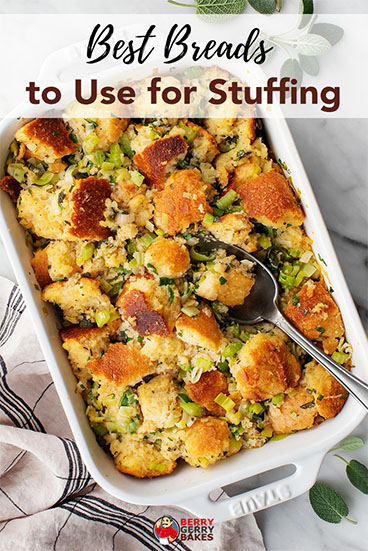 best bread for stuffing
