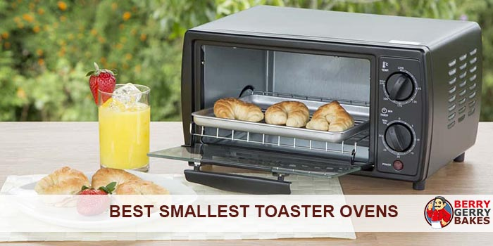 4 Smallest Toaster Ovens for the Tiniest Kitchens! 1