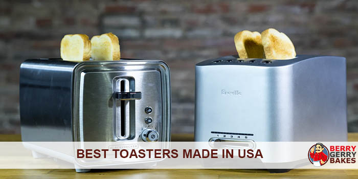 See the 5 Best Toasters Made in the USA 1