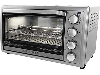 These Countertop Ovens Fit a 9x13 Pan 3