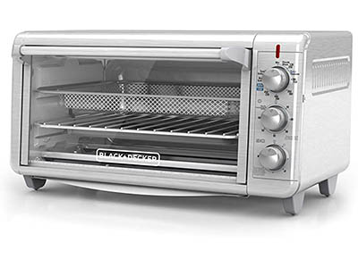 Black + Decker TO3265XSSD Toaster Oven