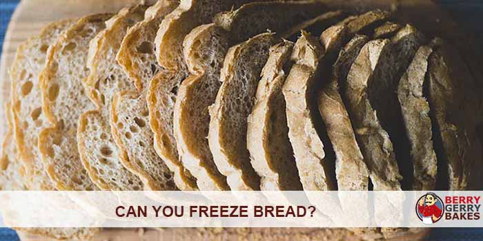 Can You Freeze Bread? 1