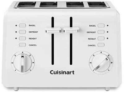 Here Are the Best 4 Slice Toasters You Can Buy 13