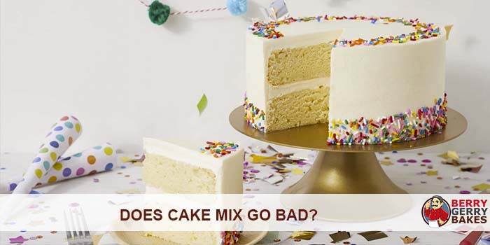 Does Cake Mix Go Bad? Does it Expire? 1