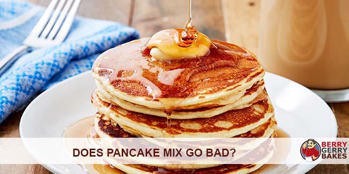 Does Pancake Mix Go Bad? 1