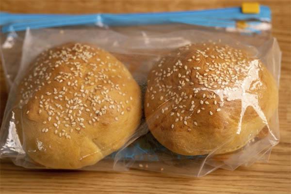 Can You Freeze Hamburger Buns? 4