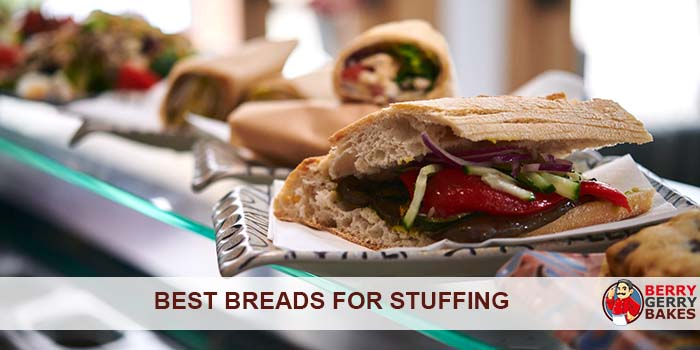 Here Are the Best Breads to Use for Stuffing