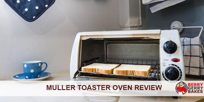 Muller Toaster Oven
