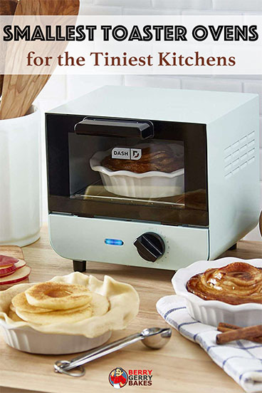 4 Smallest Toaster Ovens for the Tiniest Kitchens! 2