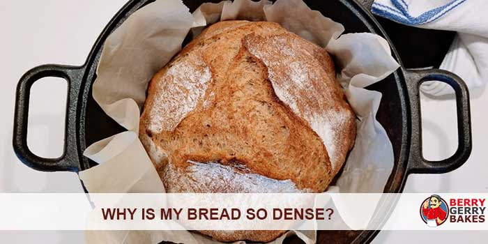 5 Reasons Why Your Bread is So Dense 1