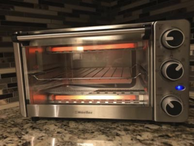 Muller Toaster Oven Review 3
